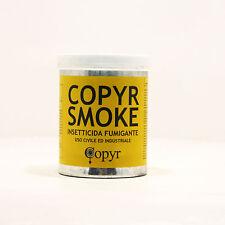 COPYR SMOKE FUMIGANTE INSETTICIDA BARATTOLO GR. 30 /1000 Mc - DISINFESTANTE GAS