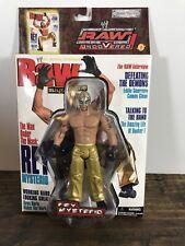 REY MYSTERIO WWE Jakks RAW Superstars Uncovered Wrestling Action Figure Toy NEW