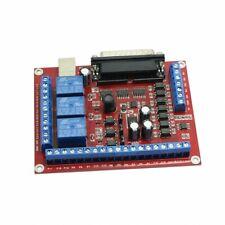 Hágalo usted mismo CNC 6 ejes Mach 3 interfaz de máquina de grabado Breakout Junta Eje PWM USB