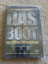 Das Boot The Director's Cut Uncut German U-Boat U-Boats Nazi Germany Dvd Set New