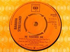 """BARBARA STREISAND Second Hand Rose Ex+ CBS UK 1966 7"""""""