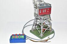 Märklin H0 7051 Kran elektrischer Drehkran mit Stellpult
