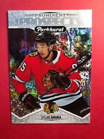 2018-19 Parkhurst Prominent Prospects Rookie #24 Dylan Sikura RC