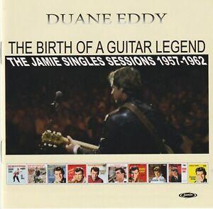 DUANE EDDY Birth Of A Guitar Legend (3CDs 75 tracks 3 Hours) Jamie undubbed etc.