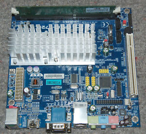 VIA EPIA-M720-10EA C7 1GHz VX900H DDR3 VIA Chrome 9 mini-ITX MB+RAM FULL WORK
