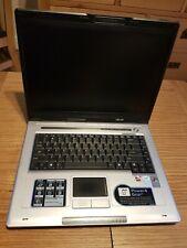 LAPTOP ASUS Z92R A6R 60GB HDD 1.60GHz Intel Celeron CPU RAM 2GB WINDOWS XP