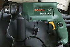 Bosch PSB 500 R Schlagbohrmaschine inkl. Koffer