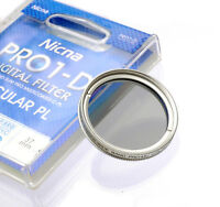 Nicna 37mm Silver Pro1-D Super Slim CPL Polarizing Filter for Panasonic Leica
