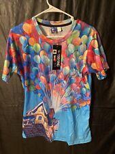 Mr. 1991 Inc & MISS camiseta Película Up Globo casa camiseta Grande