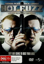 Hot Fuzz DVD Region 4 Brand BRAND NEW, BUT UNSEALED Collector's Edition