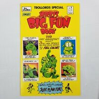 Trollords Special #1 Jerry's Big Fun Book (Tru Studios Comics, 1987) FN [A4]