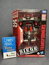 [Toys Hero] In Hand Transformers Siege War 35th Anniversary BlueStreak D class