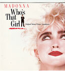 Who's That Girl-1987- Original Movie Soundtrack-9 Track-CD