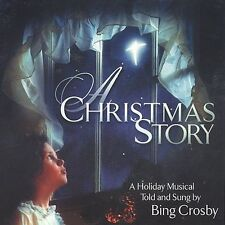 Christmas Story: Holiday Musical Told & Sung By Bing Crosby, Bing MUSIC CD