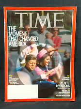 Time Magazine 50th Anniversary Kennedy Assassination Issue November 25, 2013