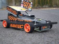 Frankie Wainman Stock Car Body Shell ABS 1:12 Skint NIPPY MENTITORE kamtec fw1