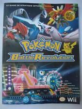 Nintendo Wii:GUIDE Pokémon - Battle Revolution [TOP RPG + POSTER] Fr