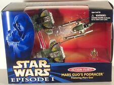 STAR WARS MARS GUO'S PODRACER ACTION FLEET Episode 1 I  MIMB