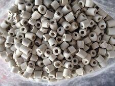 1 Liter Ceramic Raschig Rings Reflux Column Packing Moonshine Still 1L NEW