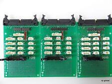 381-641376-3, TEL USER BOARD2 ASSY MDK794-V-O Lot of 3 PCB-E-I-31