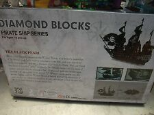 The Black Pearl Ship 3633 Pieces,