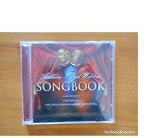 CD THE ANDREW LLOYD WEBBER SONGBOOK - PERFORMED BY THE ROYAL PHILHARMONIC... (CR