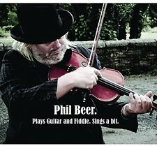 Phil Beer - Plays Guitar & Fiddle [New CD] UK - Import