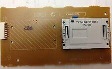 Lettore smartcard Conn  8Pos  VANDLPRF PCB 7434L0825S01LF PHILIPS DTR 4610