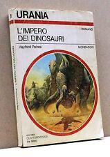 L'IMPERO DEI DINOSAURI - H. Peirce [Libro, Urania]