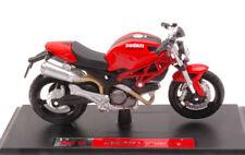 Ducati Monster 696 Red Motorbike 1:18 Model MAISTO