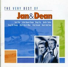 Jan And Dean ~ Surf City ~ Very Best Of  ~ NEW CD  Surfin' Safari  Greatest Hits