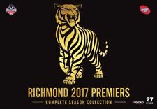 AFL - 2017 Premiers Richmond Tigers (DVD, 2017, 27-Disc Set)