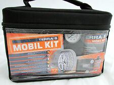 reifenpannenset Tyre Sealer Spray Tyre Repair Kit with Compressor Terra - S 450