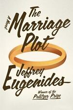 The Marriage Plot by Jeffrey Eugenides 2011 Hardcover Like New