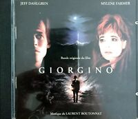 CD ALBUM BANDE ORIGINALE DU FILM GIORGINO MYLENE FARMER RARE COMME NEUF 1994