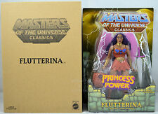 Masters of the Universe Classics FLUTTERINA W/Brown mailer box! NEW!!