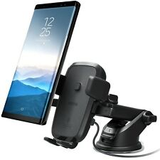 iOttie Easy One Touch Qi Wireless Fast Charge Car Mount for Samsung Galaxy S8, S
