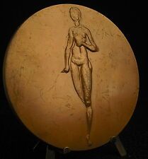 Large médaille Peintre graveur renaissance Lucas Müller Cranach l'Ancien Medal 勋