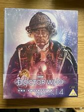 Doctor Who Season 14 The Collection Blu-ray SEALED Dr Limited Edition UK