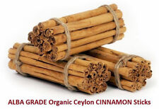 High Quality Pure ALBA GRADE Organic Ceylon CINNAMON Sticks - SriLanka..