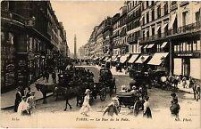 CPA PARIS 2e-La Rue de la Paix (321742)