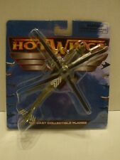 Hot Wings US Army AH-64 Apache Helicopter Just Think Toys Diecast C10-222