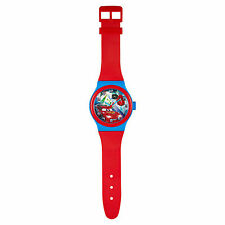 Disney Cars Lightning McQueen Wall Clock Jumbo Wristwatch Kids' Bedroom 92cm