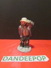 Emmett Kelly Jr Flambro Miniature Figurine Hobo Looking Out To See