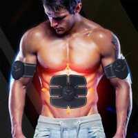 Ultimate Abs Slim Stimulator Abdominal Muscle Training Toning Belt Waist Trimmer