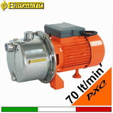 Gruppo autoclave pressurizzazzione elettropompa autoadescante AXC1100//25 hp 1,0