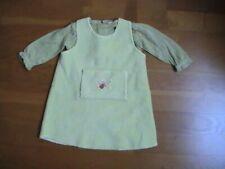 cea89fb77fb ensemble robe + sous pull 12 mois