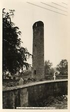 THE ROUND TOWER CLONES CO. MONAGHAN IRELAND RP IRISH POSTCARD by PHOTOCRAFT