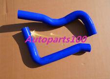 Blue Radiator Hose for NISSAN PATROL GQ Y60 4.2 DIESEL / FORD MAVERICK TD42