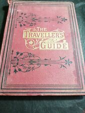 The Travellers Guide. Edited By Mrs. Stephen Menzies. c. 1900.
